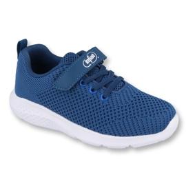 Befado children's shoes 516X047 navy 1