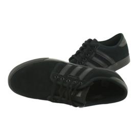 Adidas Seeley M F34204 shoes black 5