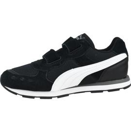 Puma Vista V Ps Jr 369540 01 shoes black 1
