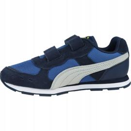 Puma Vista V Ps Jr 369540 09 shoes blue 1