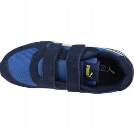 Puma Vista V Ps Jr 369540 09 shoes blue 2
