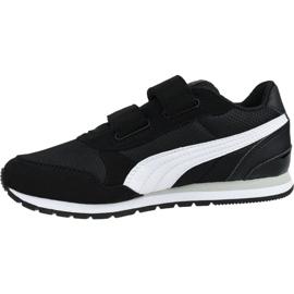 Puma St Runner V2 Mesh Ps Jr 367136 06 shoes black 1