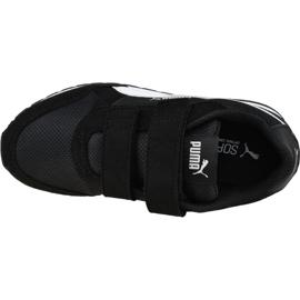 Puma St Runner V2 Mesh Ps Jr 367136 06 shoes black 2