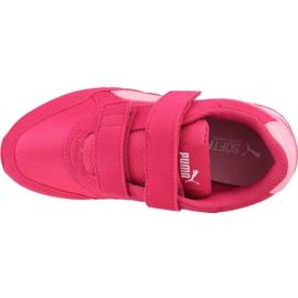 Puma St Runner V2 Mesh Ps Jr 367136 08 shoes pink 2