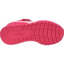 Puma St Runner V2 Mesh Ps Jr 367136 08 shoes pink 3