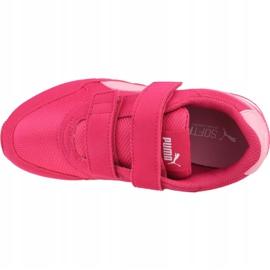 Puma St Runner V Infants 367137 08 shoes pink 2