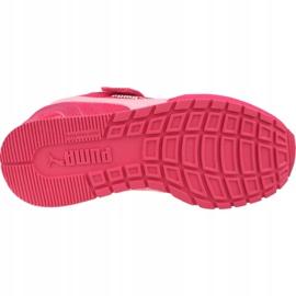 Puma St Runner V Infants 367137 08 shoes pink 3