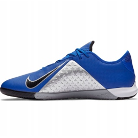 Nike Phantom Vsn Academy Ic AO3225 400 football shoes blue navy 1