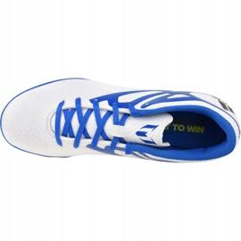 Adidas Messi 15.4 Tf M B25466 football shoes white multicolored 2