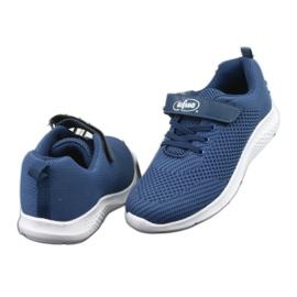 Befado children's shoes 516X047 navy 5