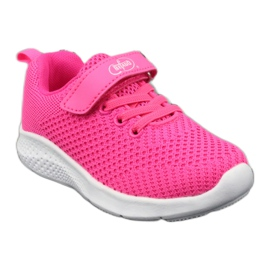 Befado children's shoes 516X044 pink 2