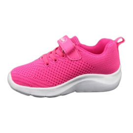 Befado children's shoes 516X044 pink 3