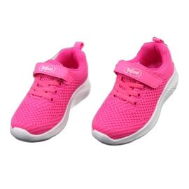 Befado children's shoes 516X044 pink 4