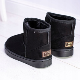 BUGO Insulated Black Children's Youth Boots Snow Boots Gooby 3