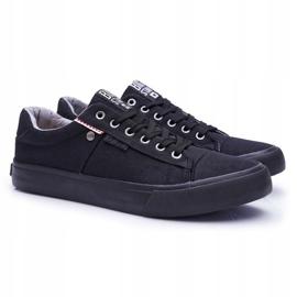 Men's Big Star Sneakers Black AA174096 1