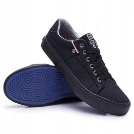 Men's Big Star Sneakers Black AA174096 3