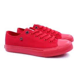 Big Star Men's Low Sneakers Red AA174007SS19 6