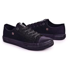 Big Star Mens Low Sneakers Black AA174009SS19 3