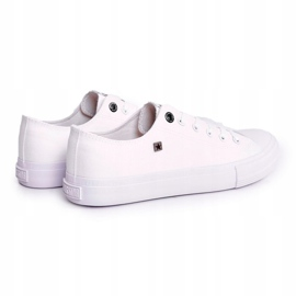 Men's Sneakers Low Big Star White AA174010SS19 1