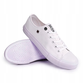 Men's Sneakers Low Big Star White AA174010SS19 2