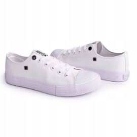 Men's Sneakers Low Big Star White AA174010SS19 3
