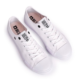 Men's Sneakers Low Big Star White AA174010SS19 4