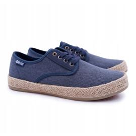 Big Star Espadrilles Men's Sneakers Dark Blue AA174174 navy 5