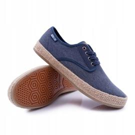 Big Star Espadrilles Men's Sneakers Dark Blue AA174174 navy 3