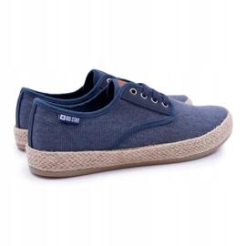 Big Star Espadrilles Men's Sneakers Dark Blue AA174174 navy 2