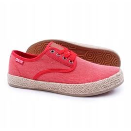 Big Star Espadrilles Men's Sneakers Red AA174173 7
