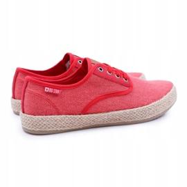 Big Star Espadrilles Men's Sneakers Red AA174173 2