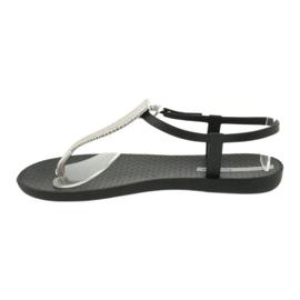 Ipanema 82862 black flip-flop sandals 1