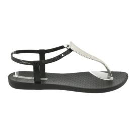 Ipanema 82862 black flip-flop sandals 2