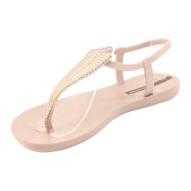 Ipanema 82862 flip-flop sandals pink yellow 2
