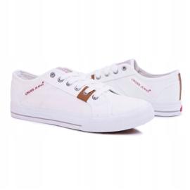 Men's Cross Jeans Classic Material White DD1R4029 6