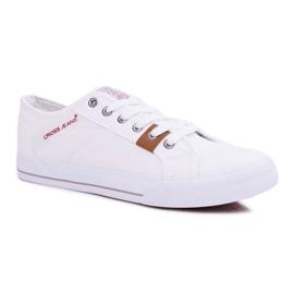 Men's Cross Jeans Classic Material White DD1R4029 1