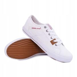 Men's Cross Jeans Classic Material White DD1R4029 3
