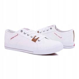 Men's Cross Jeans Classic Material White DD1R4029 4