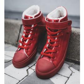 Men's Big Star Sneakers Warmed Red Y174025FW 2
