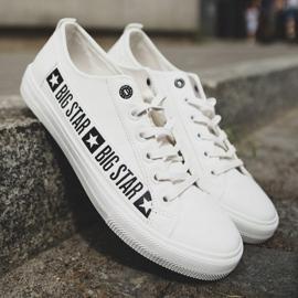 Men's Big Star Sneakers White EE174070 3