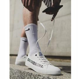 Men's Big Star Sneakers White EE174070 1