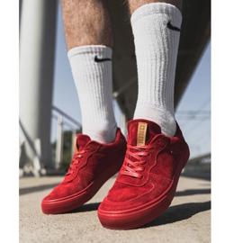Big Star Suede Men's Sneakers Red EE174364 4