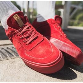Big Star Suede Men's Sneakers Red EE174364 2
