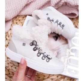 Big Star Baby Girls' Boots White EE374017 1