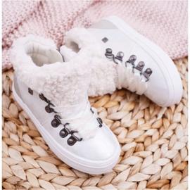 Big Star Baby Girls' Boots White EE374017 2