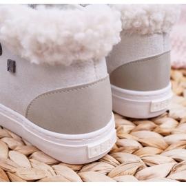 Big Star Baby Girls' Boots White EE374017 3
