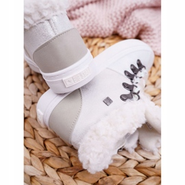 Big Star Baby Girls' Boots White EE374017 5
