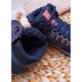 Boys 'Big Star Boys' Shoe Sheep Navy Blue EE374088 2