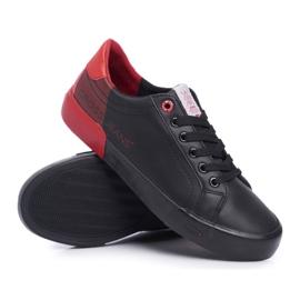 Cross Jeans Black EE1R4046C red 7