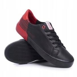 Cross Jeans Black EE1R4046C red 3